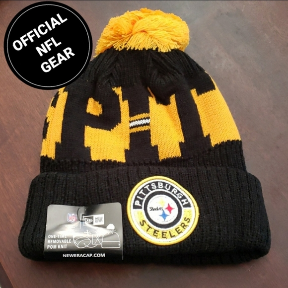 Official NFL Steelers Knit Cap